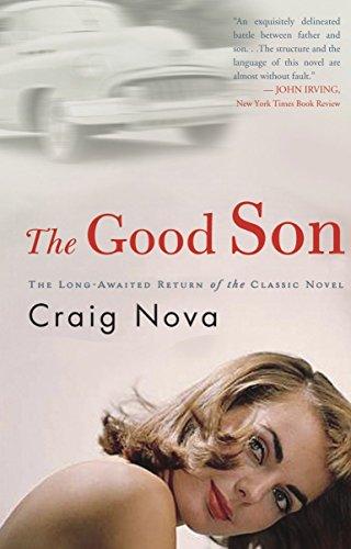 portada The Good son (libro en Inglés)