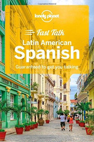 Lonely Planet Fast Talk Latin American Spanish (Paperback) - Lonely Planet - Lonely Planet Global Limited, Ireland