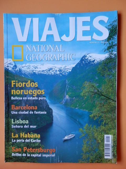 Viajes National Geographic. Fiordos noruegos. Nº 11