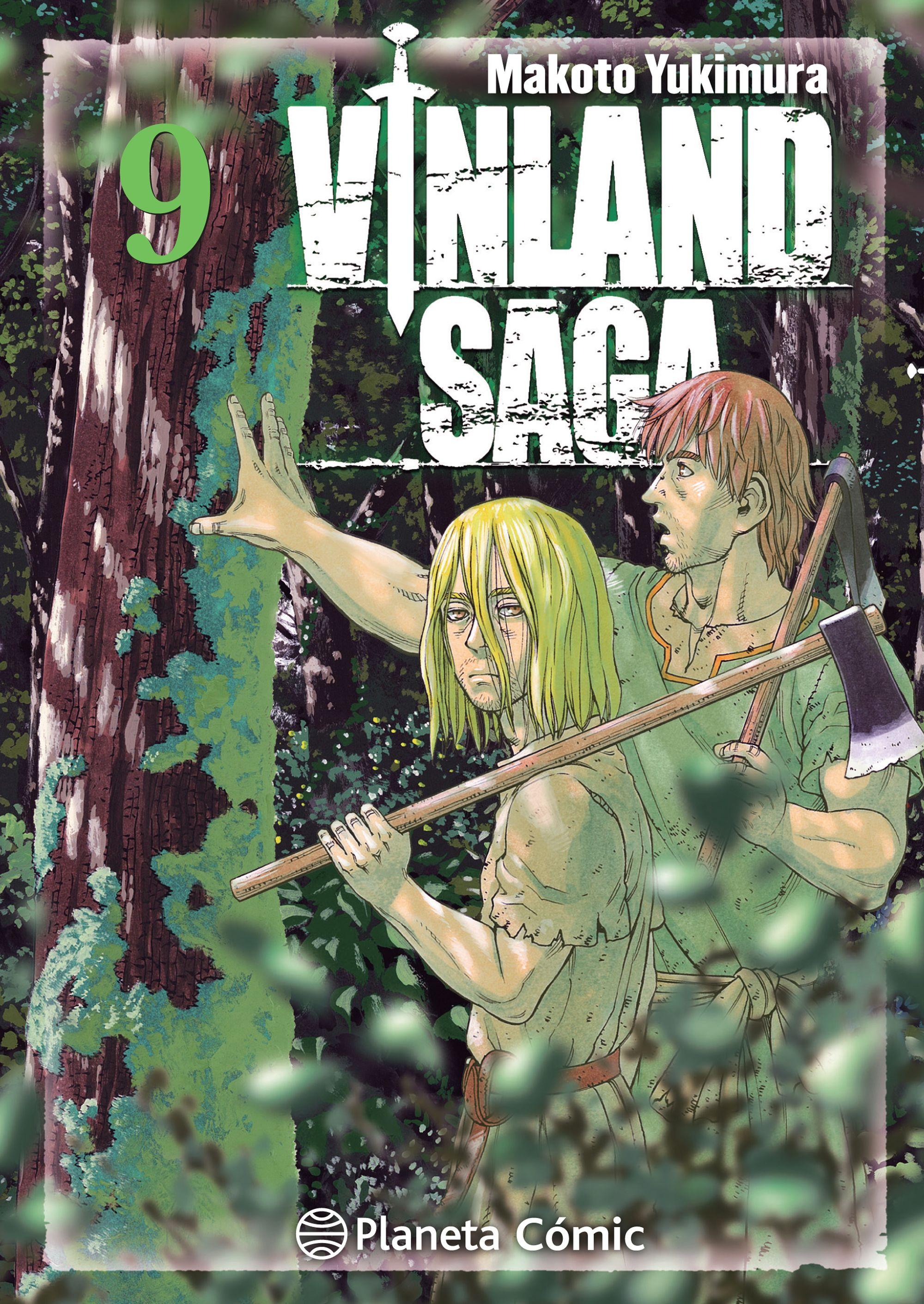 Vinland Saga 9 - Makoto Yukimura - Planeta