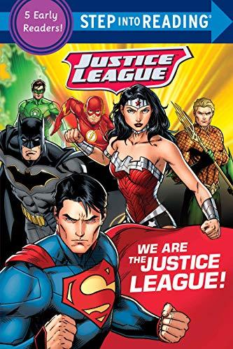 We are the Justice League! (dc Justice League) (Step Into Reading) (libro en Inglés)