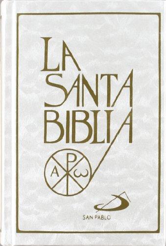 santa biblia blanca nacar sp - varios autores -