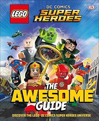 Lego (Lego dc Comics) (libro en Inglés) - Dk - Dk Pub
