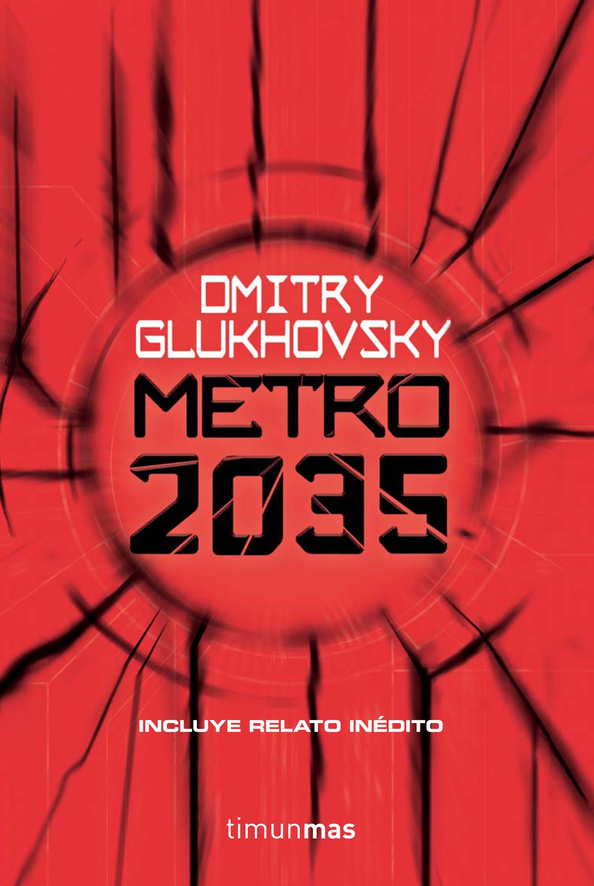 Metro 2035 - Dmitry Glukhovsky - Planeta