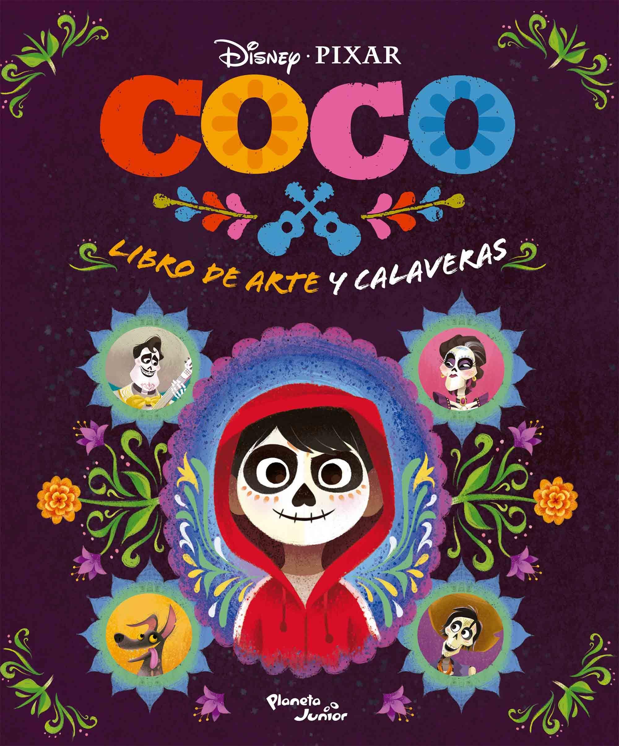 Coco. Libro de Arte y Calaveras - Varios Autores - Grupo Planeta