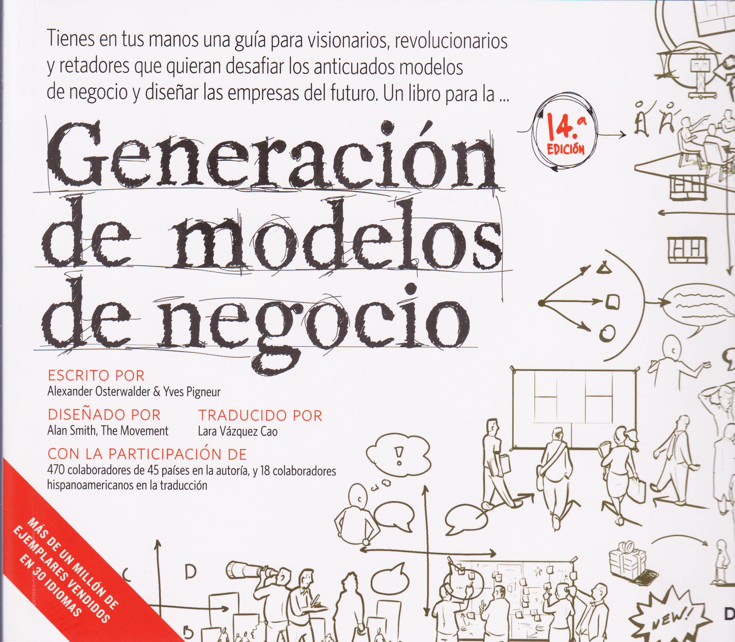 Generacion de Modelos de Negocio - Alexander Osterwalder - Deusto