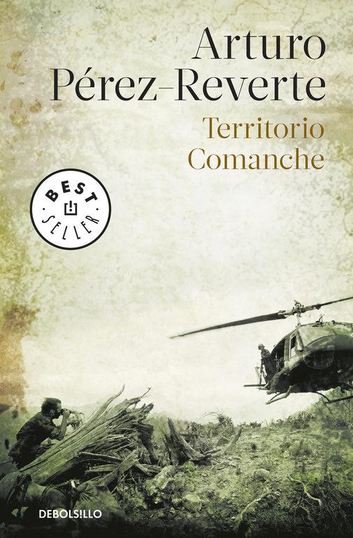 Territorio Comanche - Arturo Pérez-Reverte - Debolsillo