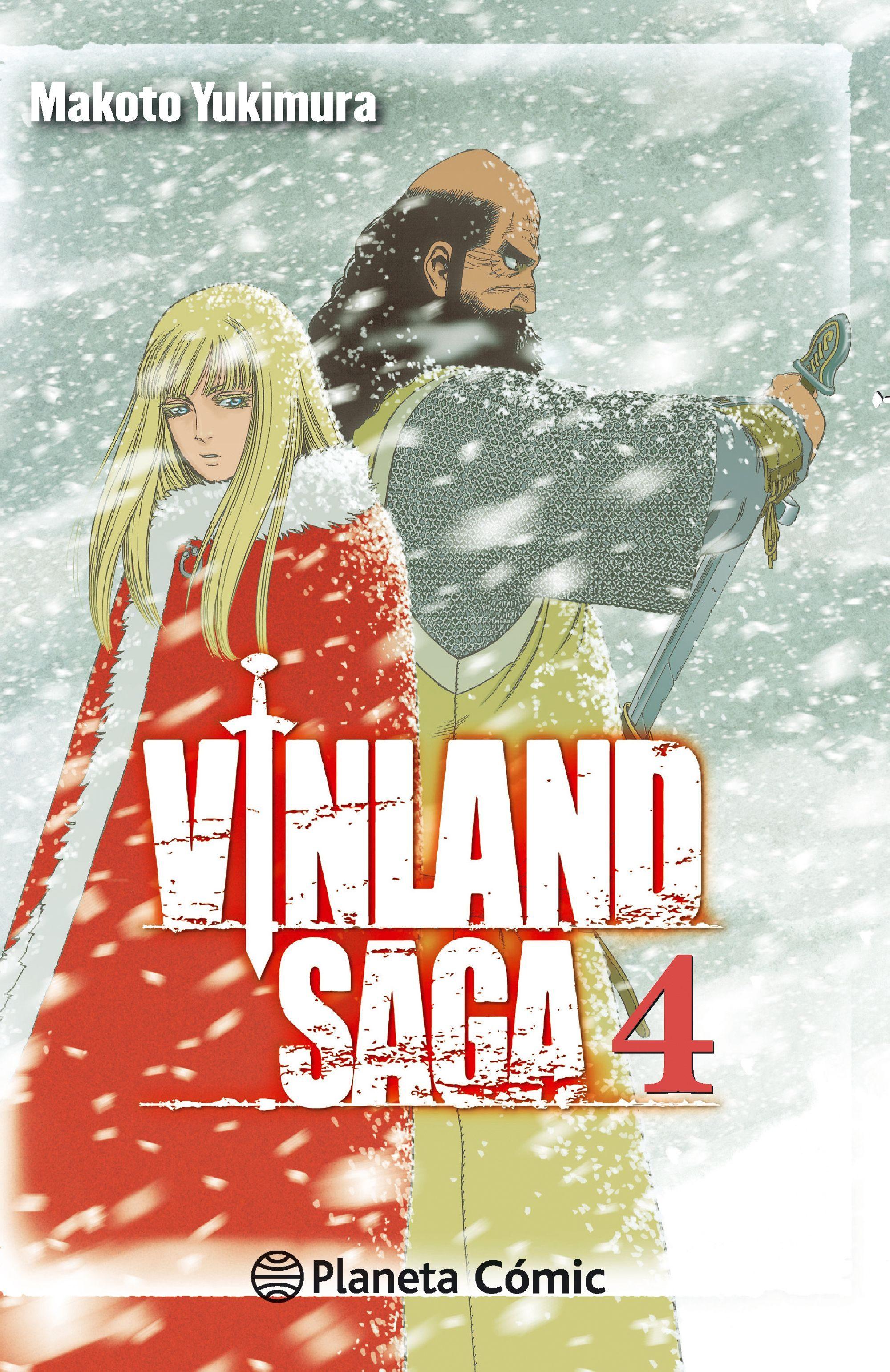 Vinland Saga 4 - Makoto Yukimura - Planeta Deagostini Cómics