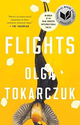 Flights (libro en Inglés)