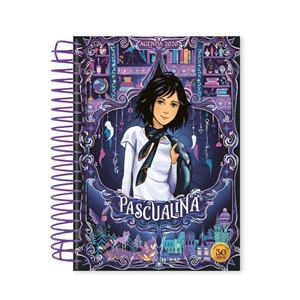 Agenda 2020 Pascualina Inner Charm - The Pink Fire - The Pink Fire
