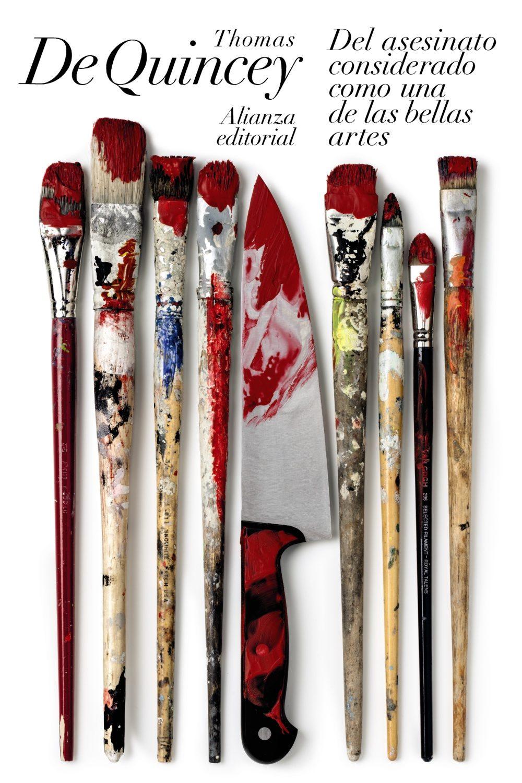 portada Del Asesinato Considerado Como una de las Bellas Artes