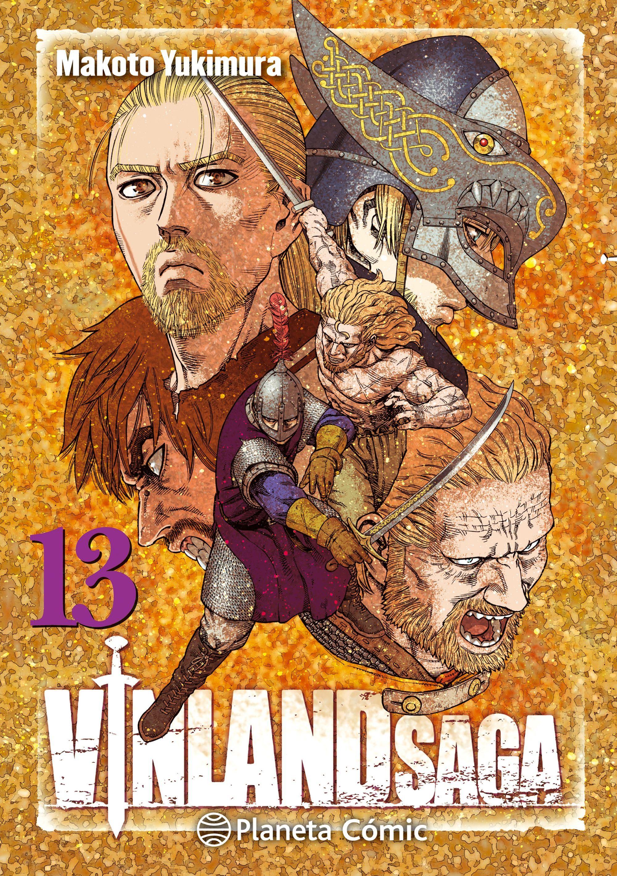 Vinland Saga nº 13 - Makoto Yukimura - Planeta Cómic