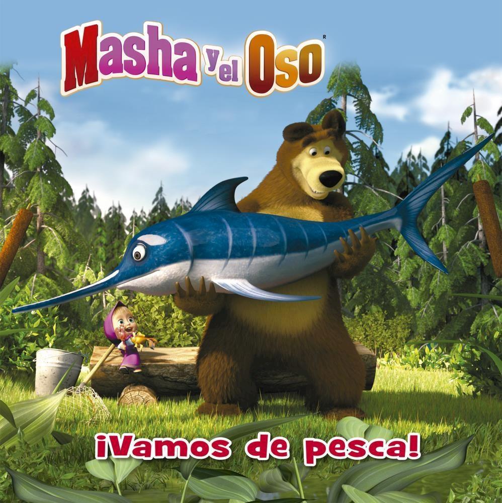 Vamos de Pesca - Masha y el oso - Varios Autores - Altea