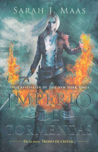 Imperio de Tormentas (Trono de Cristal 5) - Sarah J. Maas - Alfaguara Juvenil