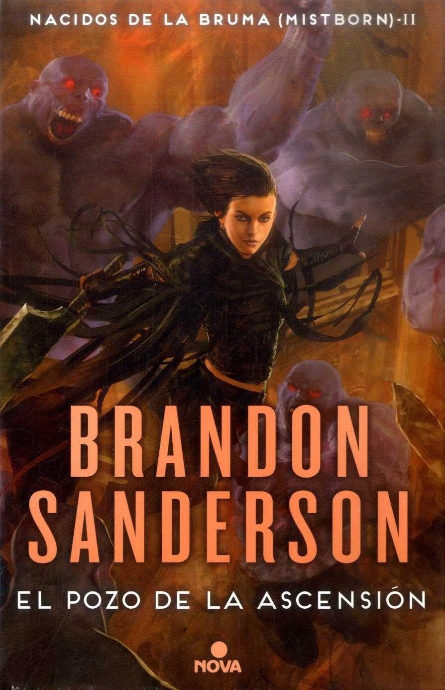 El Pozo de la Ascension - Brandon Sanderson - Nova