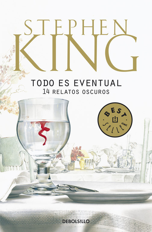 Todo es Eventual - Stephen King - Debolsillo