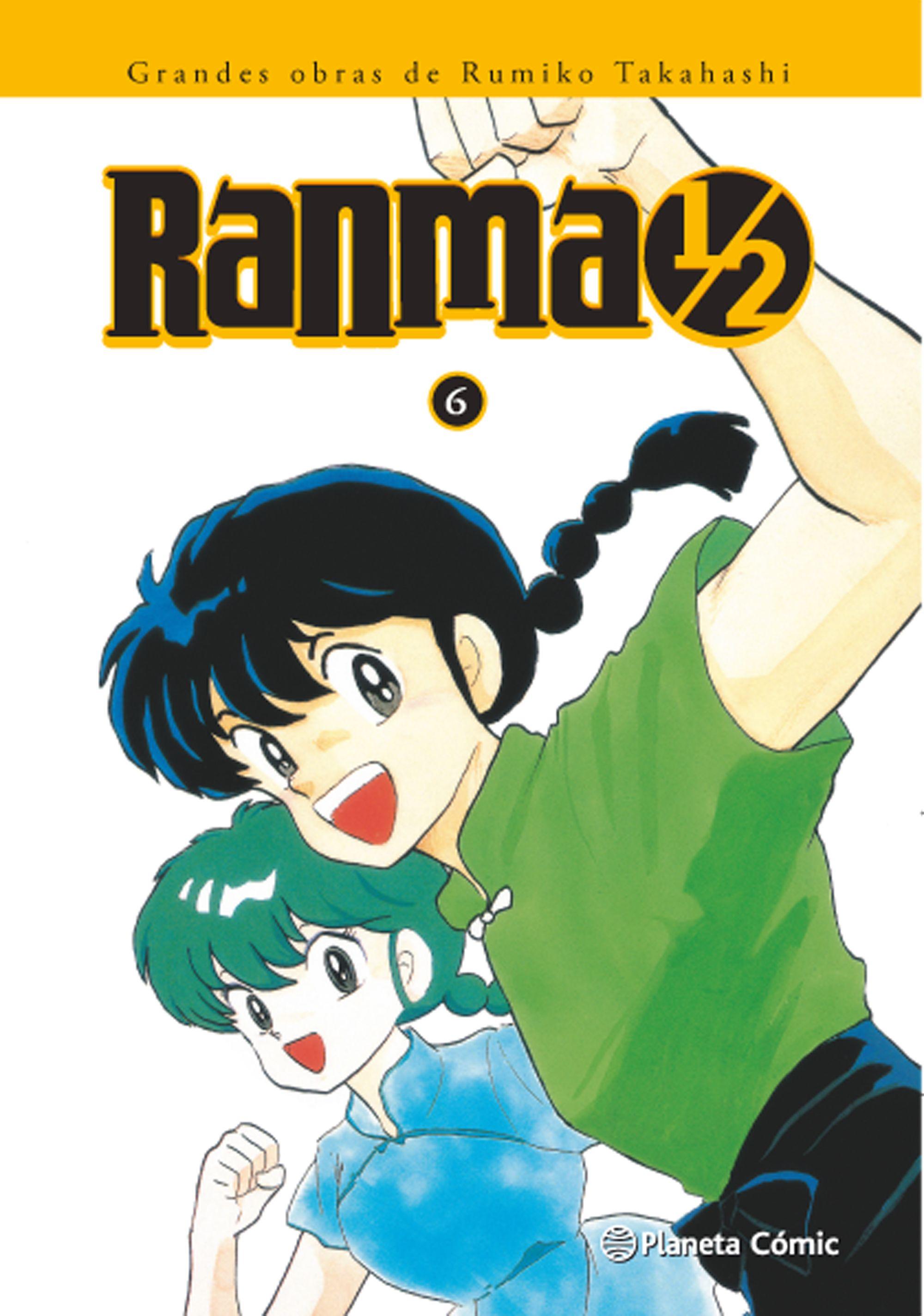 Ranma 1/2 Kanzenban. Tomo 6 - Rumiko Takahashi - Planeta Deagostini Cómics
