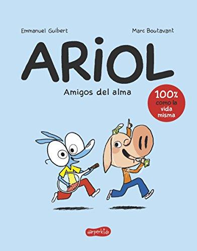 Ariol. Amigos del alma - GUIBERT, EMMANUEL - HARPERCOLLINS IBERICA, S.A.