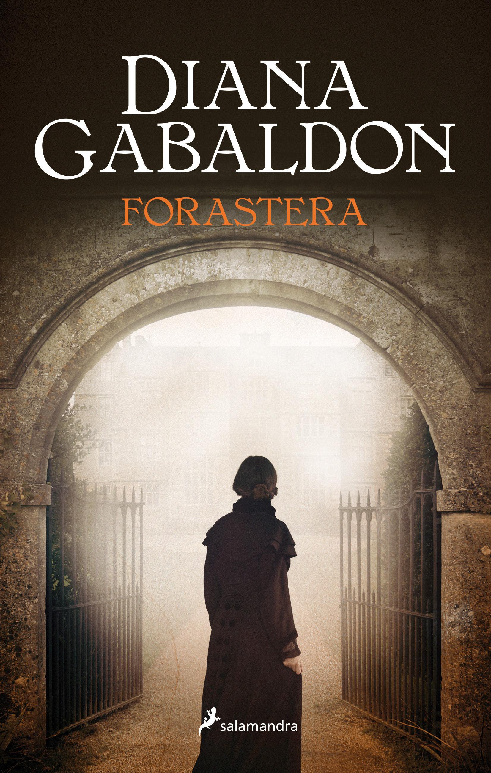Forastera - Diana Gabaldon - Salamandra