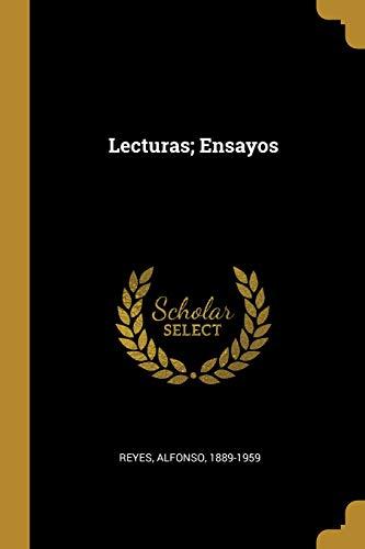 Lecturas; Ensayos
