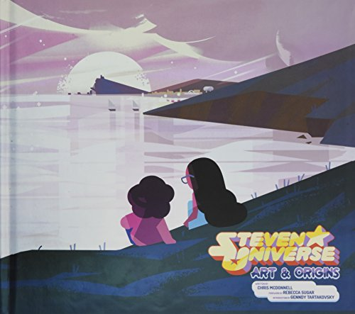 Steven Universe: Art & Origins (libro en Inglés) - Chris Mcdonnell - Harry N. Abrams