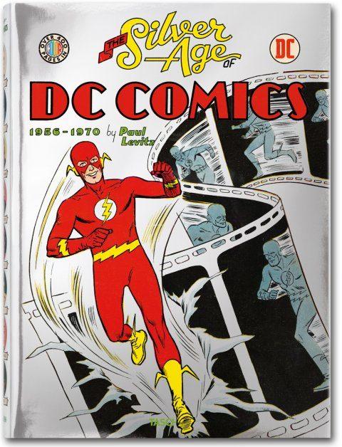 The Silver age of dc Comics (libro en Inglés) - Paul Levitz - Taschen