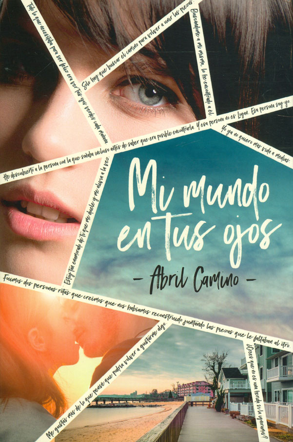 Mi Mundo en tus Ojos - Abril Camino - Titania