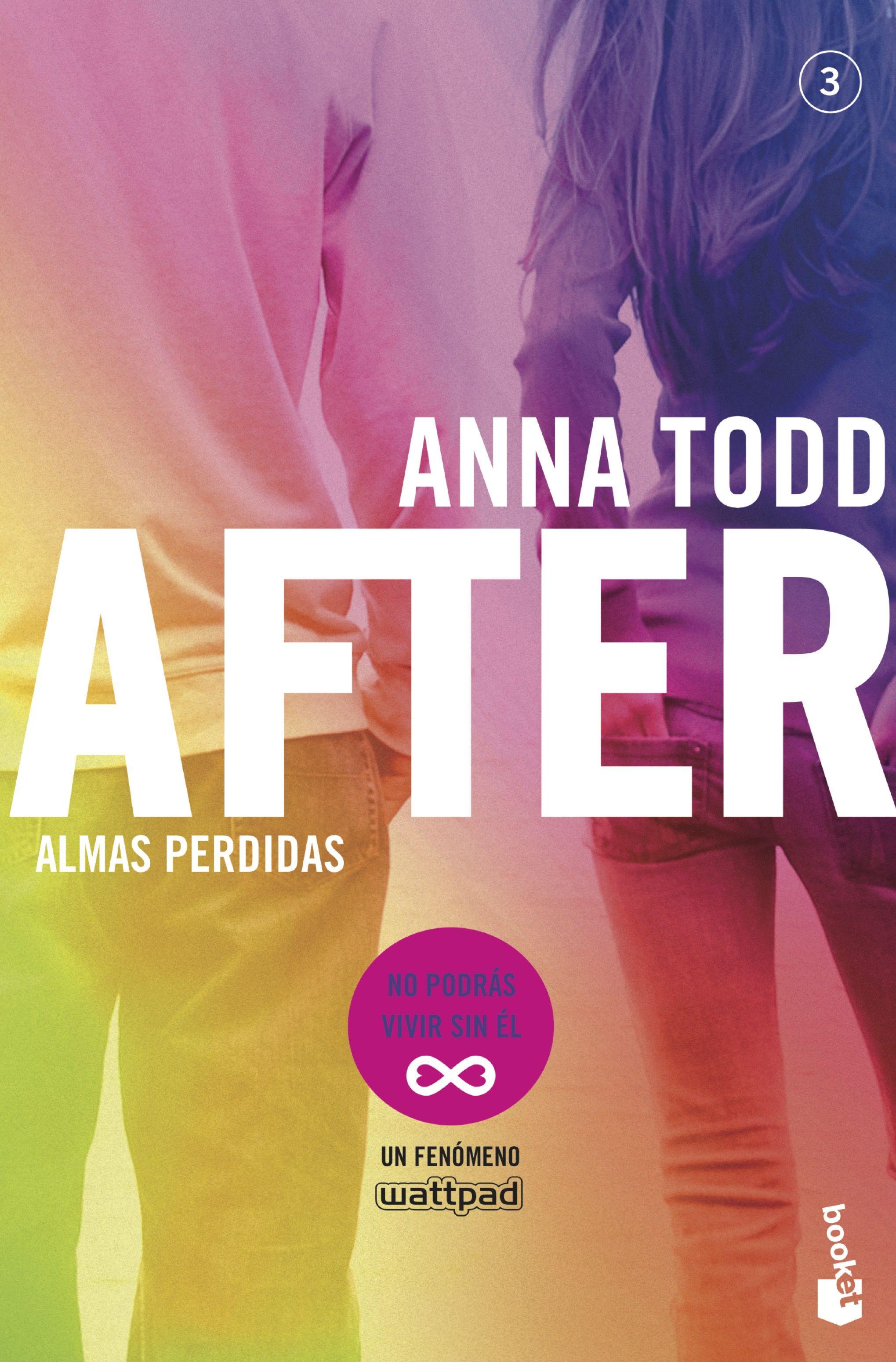 After. Almas Perdidas (Serie After 3) (Bestseller) - Anna Todd - Booket