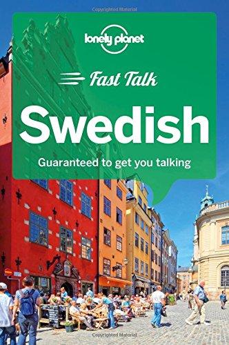 Lonely Planet Fast Talk Swedish (Phrasebook) (libro en Inglés) - Lonely Planet - Lonely Planet