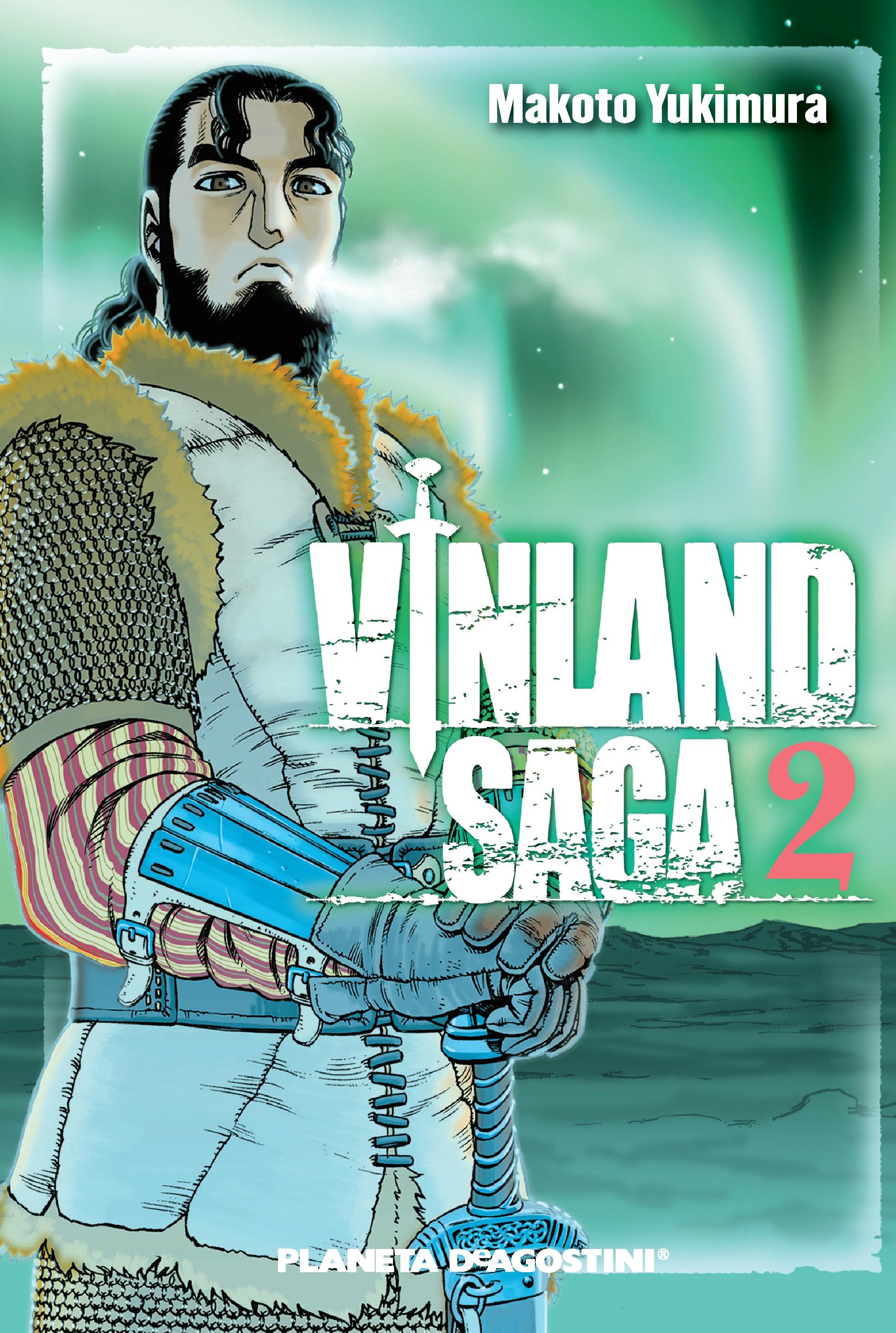 Vinland Saga 2 - Makoto Yukimura - Planeta Deagostini Cómics
