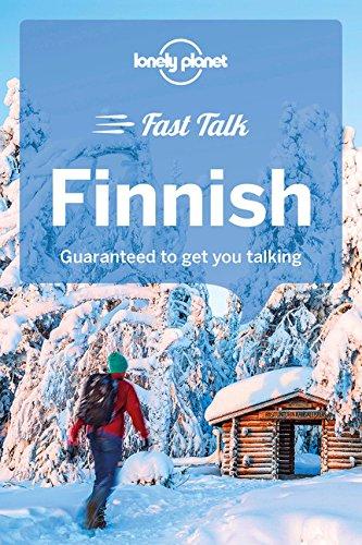 Lonely Planet Fast Talk Finnish (Phrasebook) (libro en Inglés) - Lonely Planet - Lonely Planet